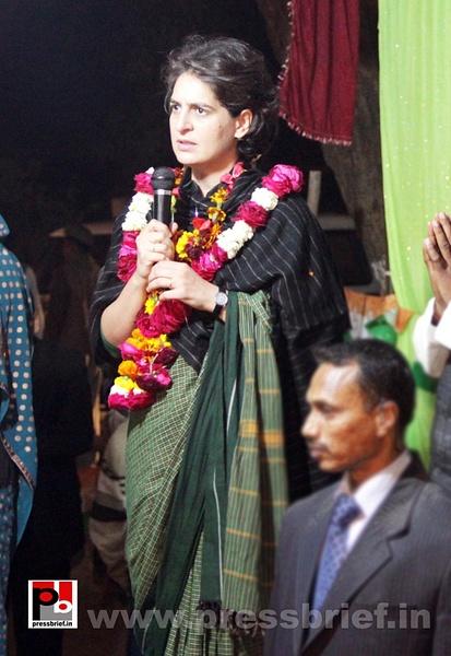 Latest Photos of Priyanka Gandhi (27) by Pressbrief In