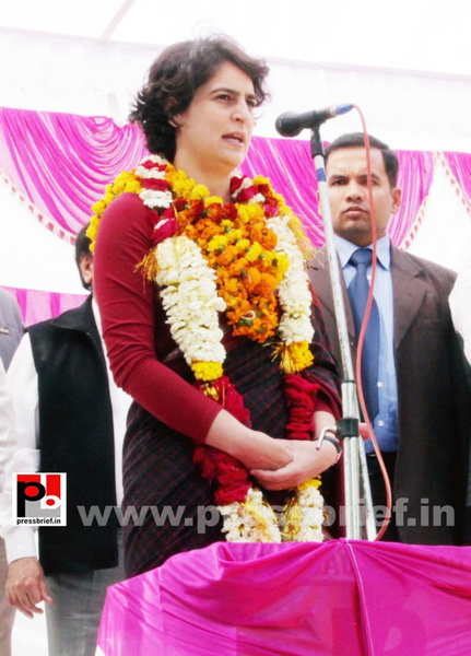 Priyanka Gandhi Photos (26) by Pressbrief In