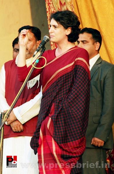 Priyanka Gandhi Photos (24) by Pressbrief In