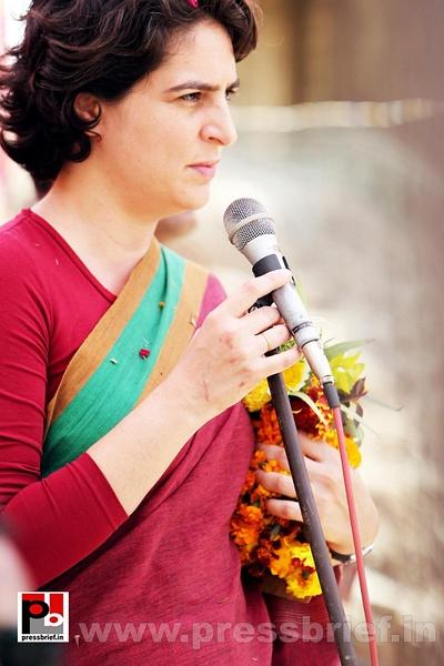 Priyanka Gandhi Photos (20) by Pressbrief In
