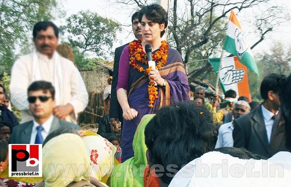 Priyanka Gandhi Photos (19) by Pressbrief In