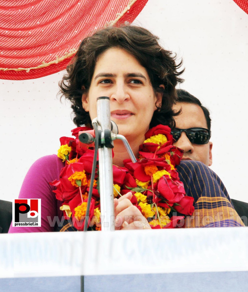 Priyanka Gandhi Photos (15) by Pressbrief In