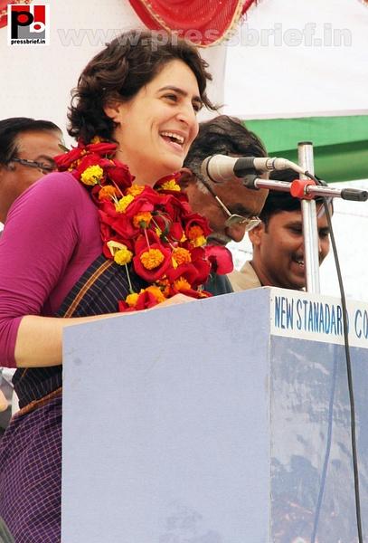 Priyanka Gandhi Photos (14) by Pressbrief In