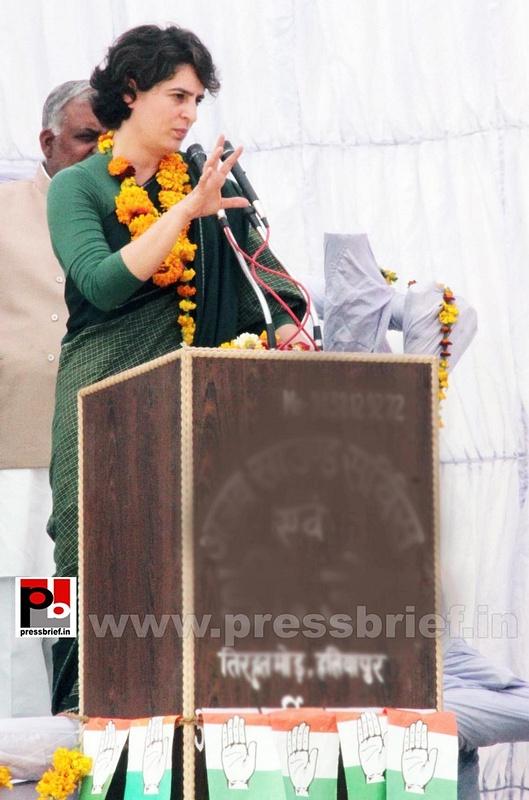 Priyanka Gandhi Photos (10)