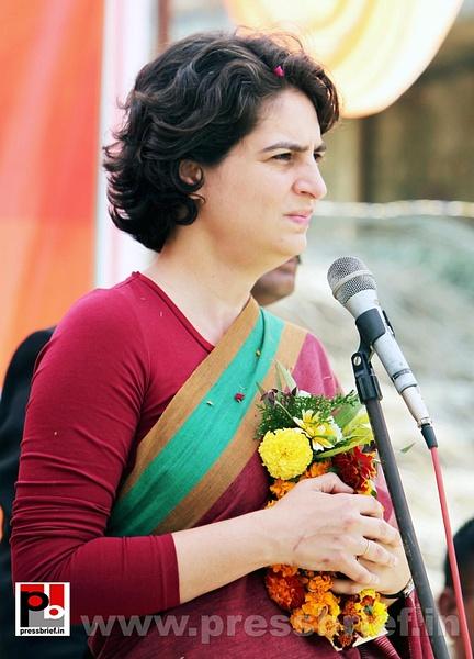 Priyanka Gandhi Photos (21) by Pressbrief In