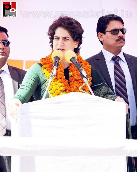 Priyanka Gandhi Photos (11) by Pressbrief In