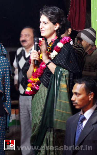 Priyanka Gandhi Photos (30) by Pressbrief In