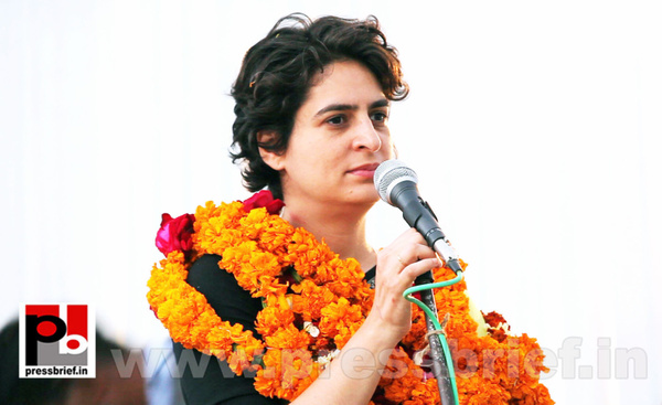 Priyanka Gandhi Photos (1) by Pressbrief In