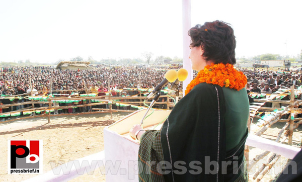 Priyanka Gandhi Photos (29) by Pressbrief In