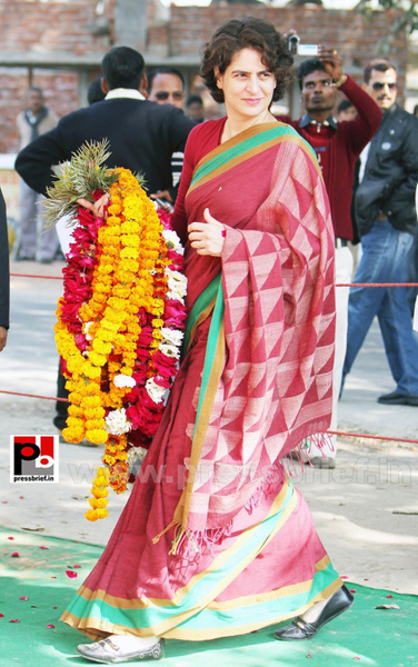 Latest photos of Priyanka Gandhi (28) by Pressbrief In