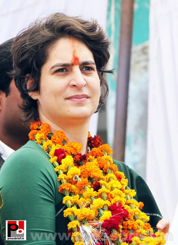 Latest photos of Priyanka Gandhi (2)