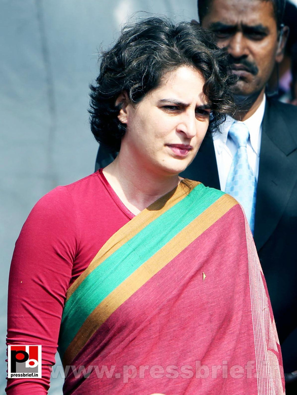 Latest photos of Priyanka Gandhi (25)