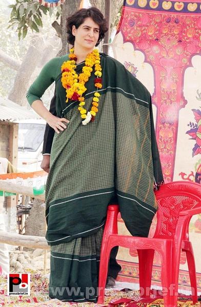 Priyanka Gandhi new photos (24) by Pressbrief In