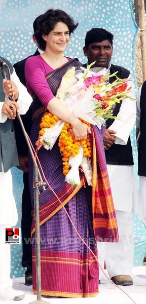 Priyanka Gandhi new photos (20) by Pressbrief In
