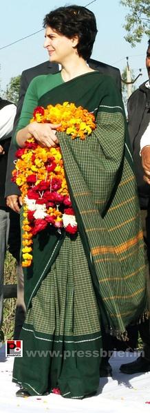 Priyanka Gandhi new photos (19) by Pressbrief In