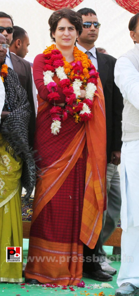Priyanka Gandhi new photos (17) by Pressbrief In