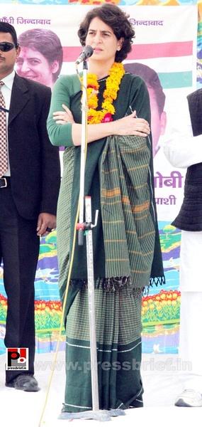Priyanka Gandhi new photos (26) by Pressbrief In