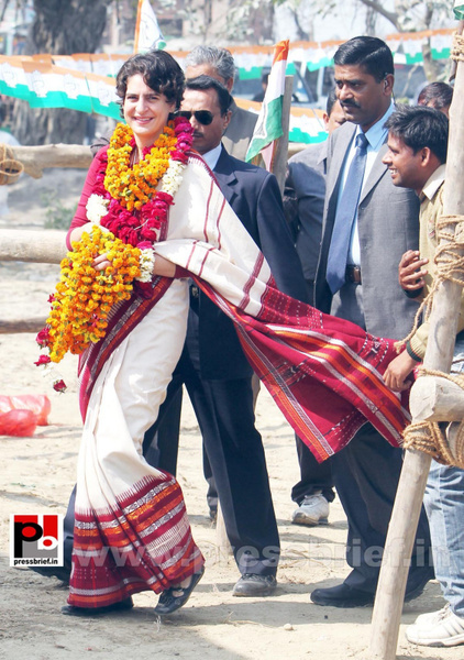 Priyanka Gandhi new photos (9) by Pressbrief In