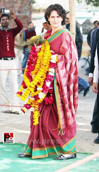 Priyanka Gandhi new photos (11) by Pressbrief In