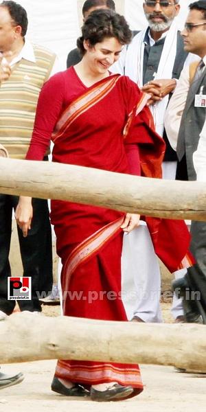Priyanka Gandhi new photos (13) by Pressbrief In