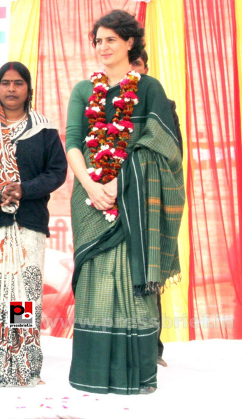 Priyanka Gandhi new photos (22) by Pressbrief In