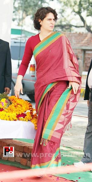 Priyanka Gandhi new photos (12) by Pressbrief In