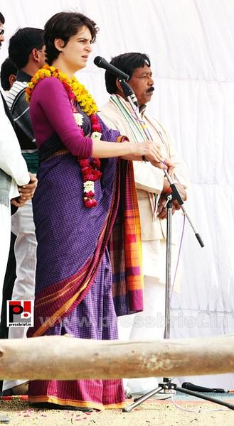 Priyanka Gandhi new photos (16) by Pressbrief In