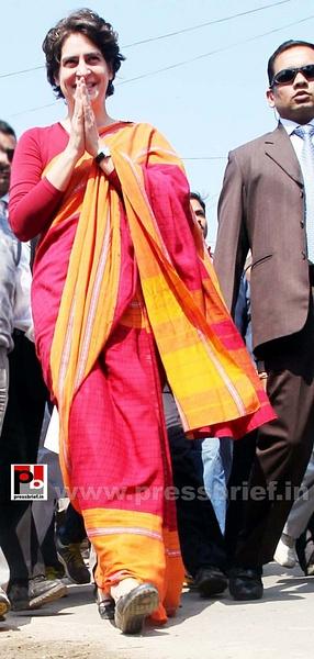 Priyanka Gandhi new photos (6) by Pressbrief In