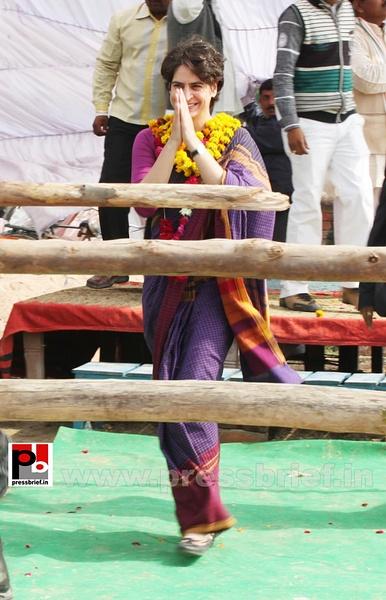 Priyanka Gandhi new photos (15) by Pressbrief In