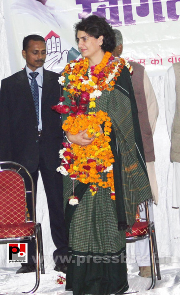 Priyanka Gandhi new photos (23) by Pressbrief In