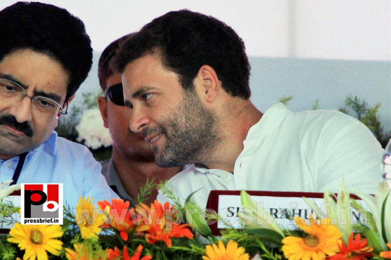 Rahul Gandhi launches Food Park project (6)