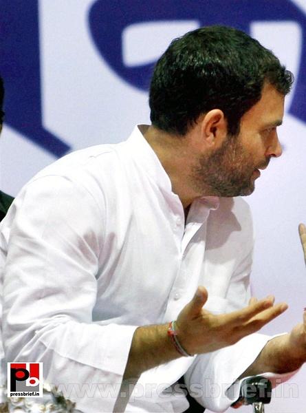 Rahul Gandhi addresses Dalit meet in Delhi (4) by...