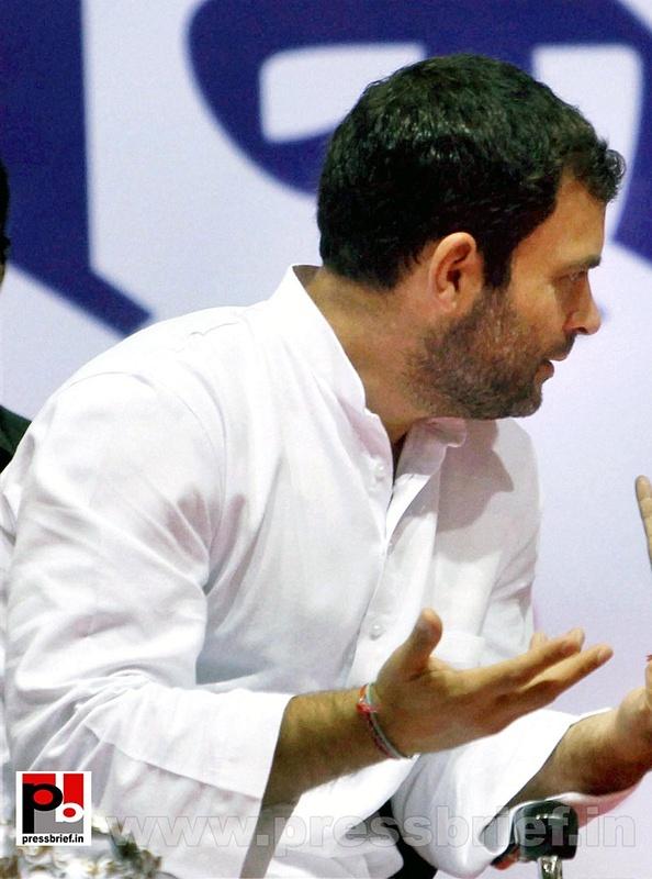 Rahul Gandhi addresses Dalit meet in Delhi (4)