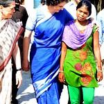 Sonia Gandhi & Priyanka Gandhi visit Raebareli