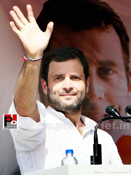 Rahul Gandhi in Aligarh; seeks support for Congress (1)...