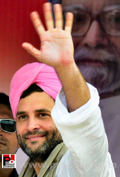 Rahul Gandhi addresses Congress rally in Punjab (1) by...