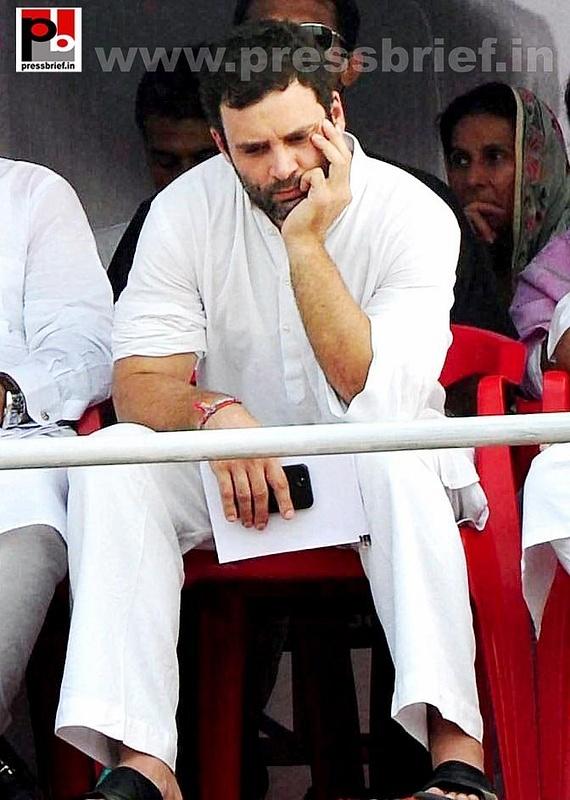 Rahul Gandhi addresses Congress rally in Punjab (2)