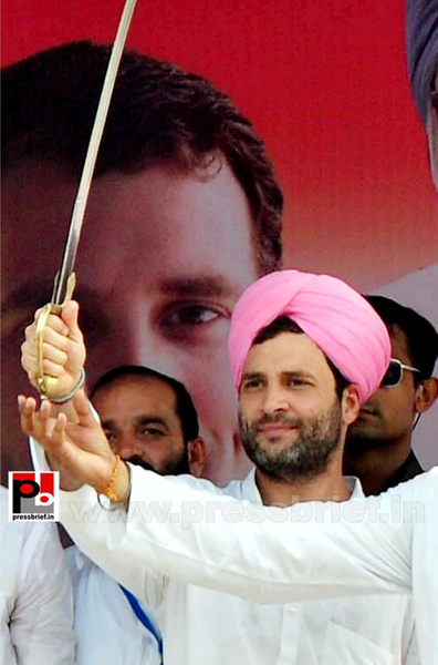 Rahul Gandhi addresses Congress rally in Punjab (5) by...
