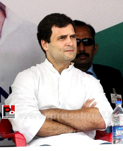 Rahul Gandhi on a two-day visit to J&K (6) by Pressbrief...