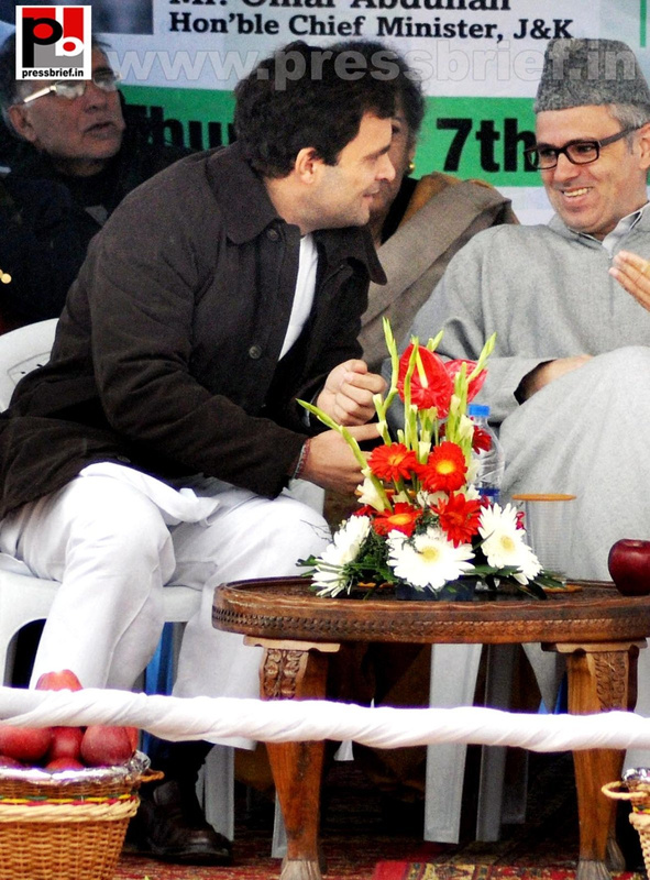 Rahul Gandhi on a two-day visit to J&K (12)