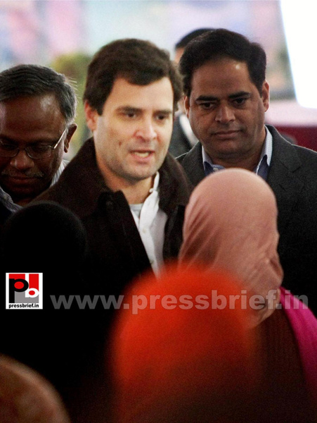Rahul Gandhi on a two-day visit to J&K (14) by...