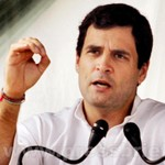 Rahul Gandhi on a two-day visit to J&K