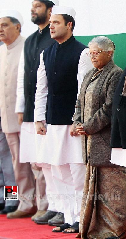 Rahul Gandhi at Congress' 128th foundation day function (3)