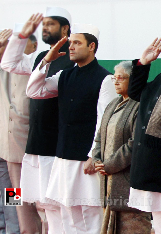 Rahul Gandhi at Congress' 128th foundation day function (4)