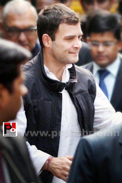 Rahul Gandhi meets Jat leaders (4) by Pressbrief In