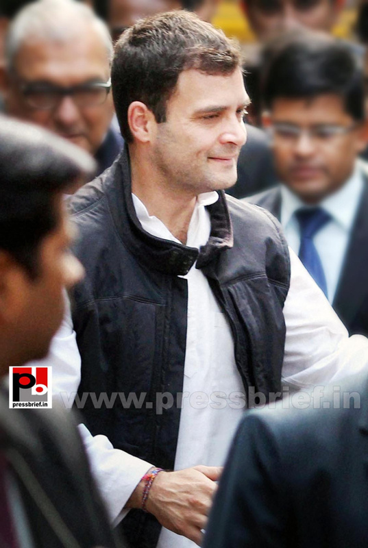 Rahul Gandhi meets Jat leaders (4)