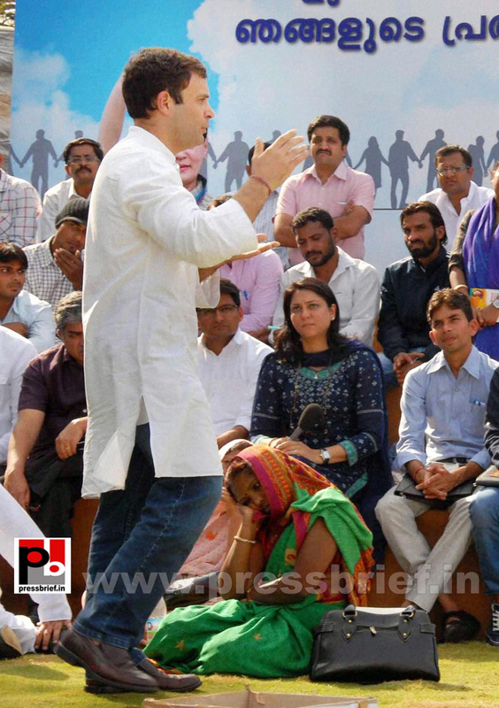 Rahul Gandhi in Bangalore interacts with youth  (1)