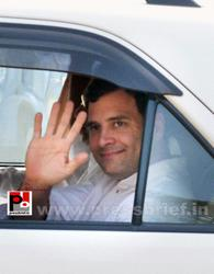 Rahul Gandhi in Bangalore interacts with youth