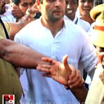 Rahul Gandhi joins Youth congress yatra in Kerala