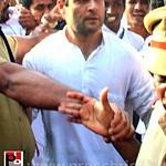 Rahul Gandhi joins Youth congress yatra in Kerala